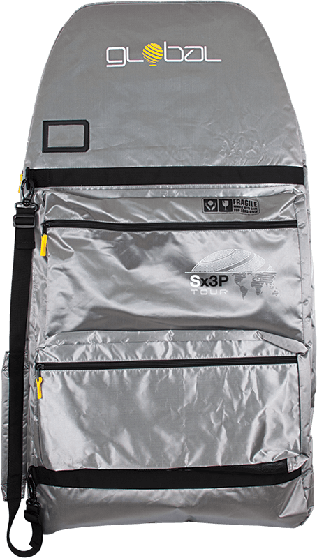 Global S3P Padded Bodyboard Bag