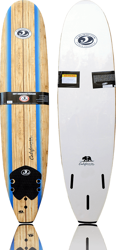 CBC SURF BOARD 9' (108)