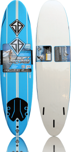 "Scott Burke Softboard 7'6"" (90)"
